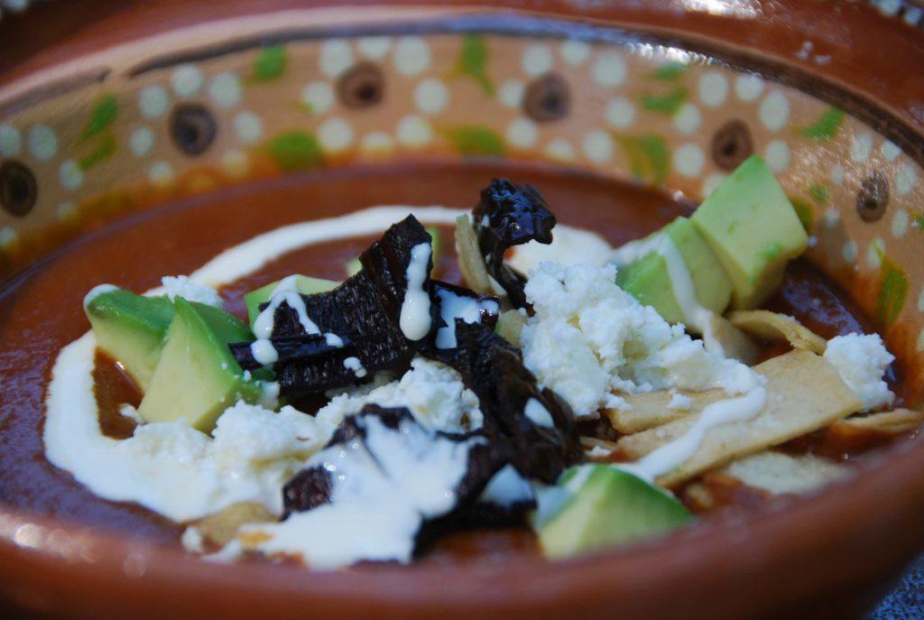 Comida de Michoacán main