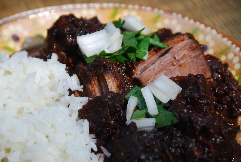 Carne Enchilada main
