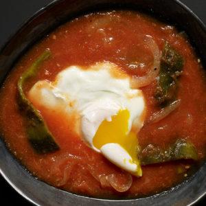 Pati Jinich huevos rabo de mestiza
