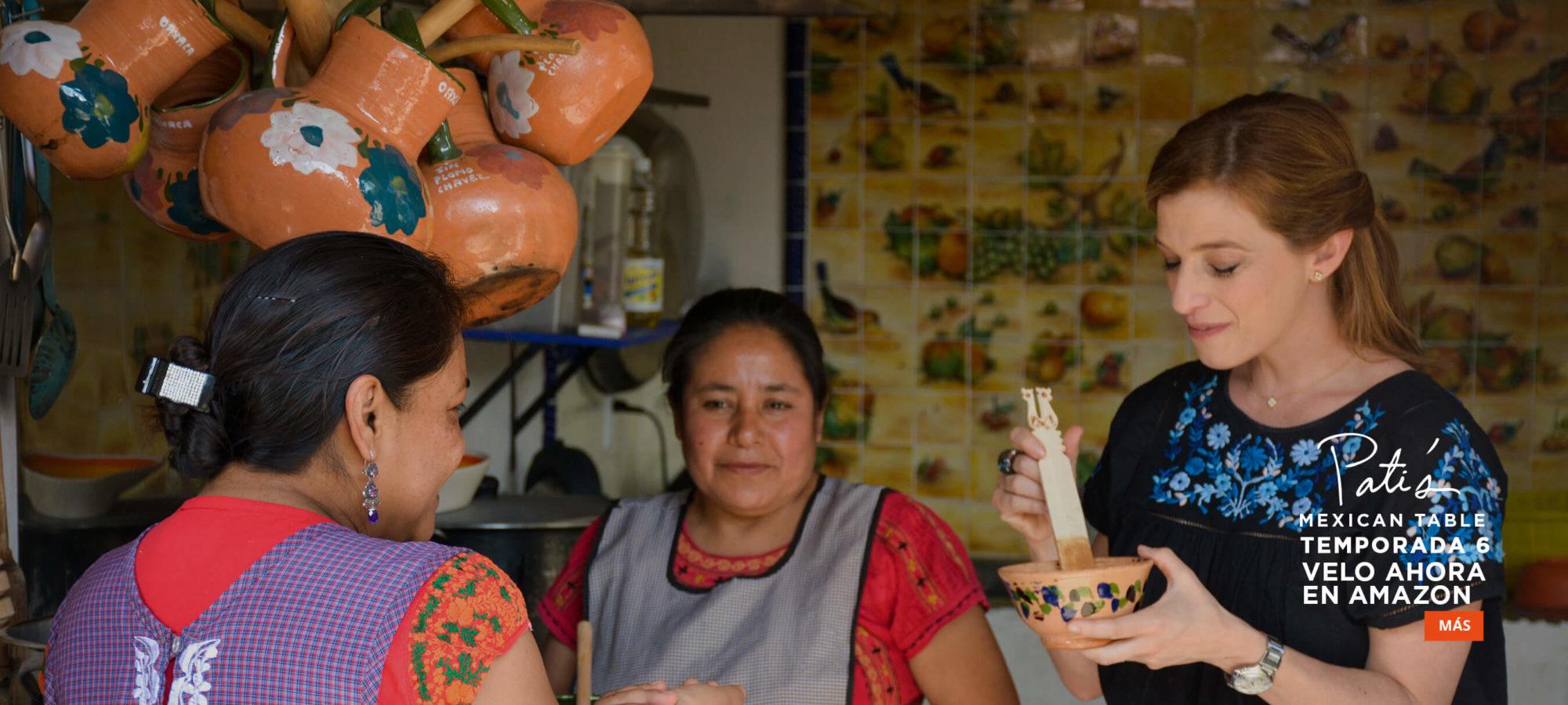 pati's mexican table en amazon