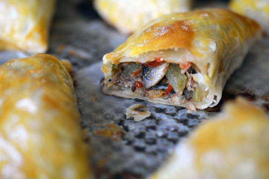 empanadas de sardina