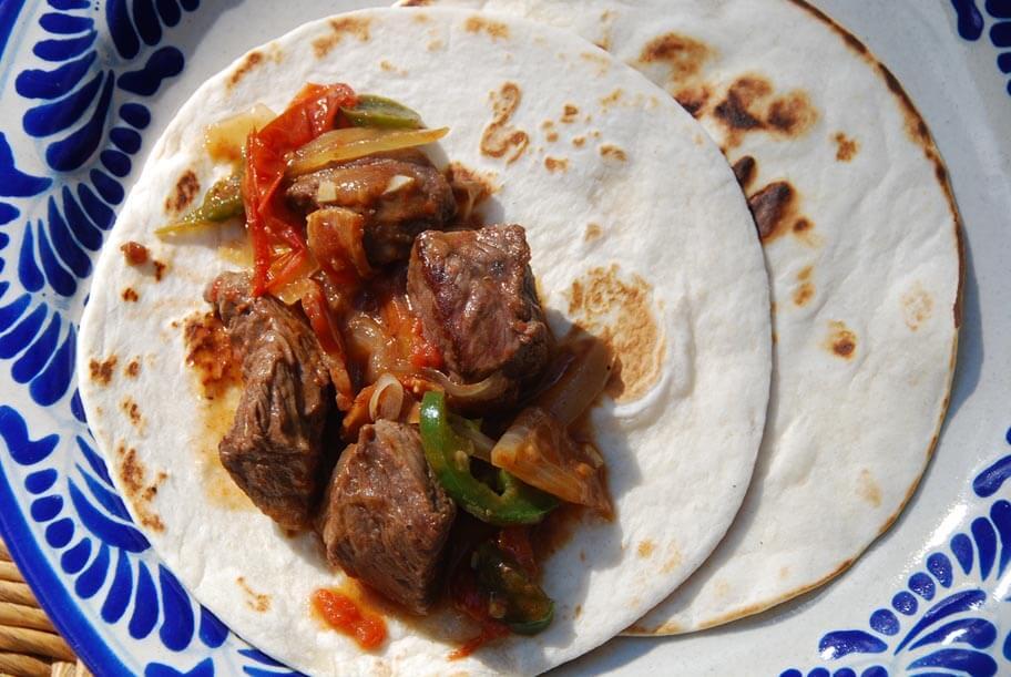 Tacos al Albañil