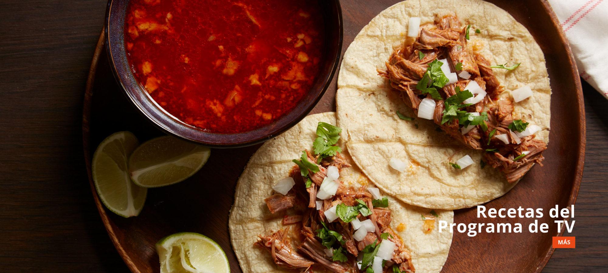 pati's mexican table recetas de tv