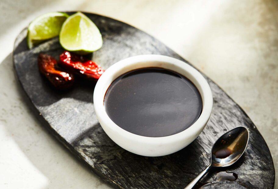 salsa preparada negra milusos