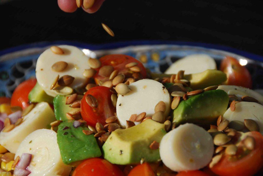 Avocado Chop Chop Salad 6