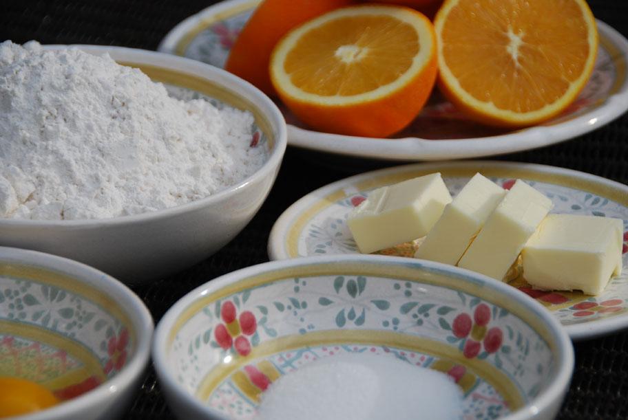 bunuelos ingredients