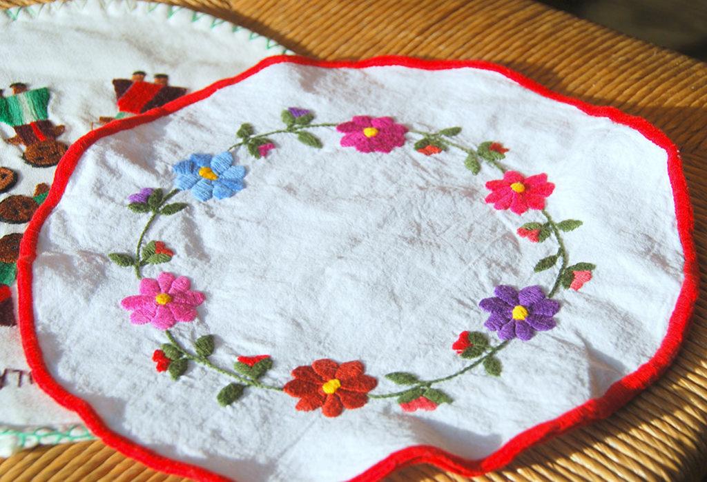 tortillero cloths