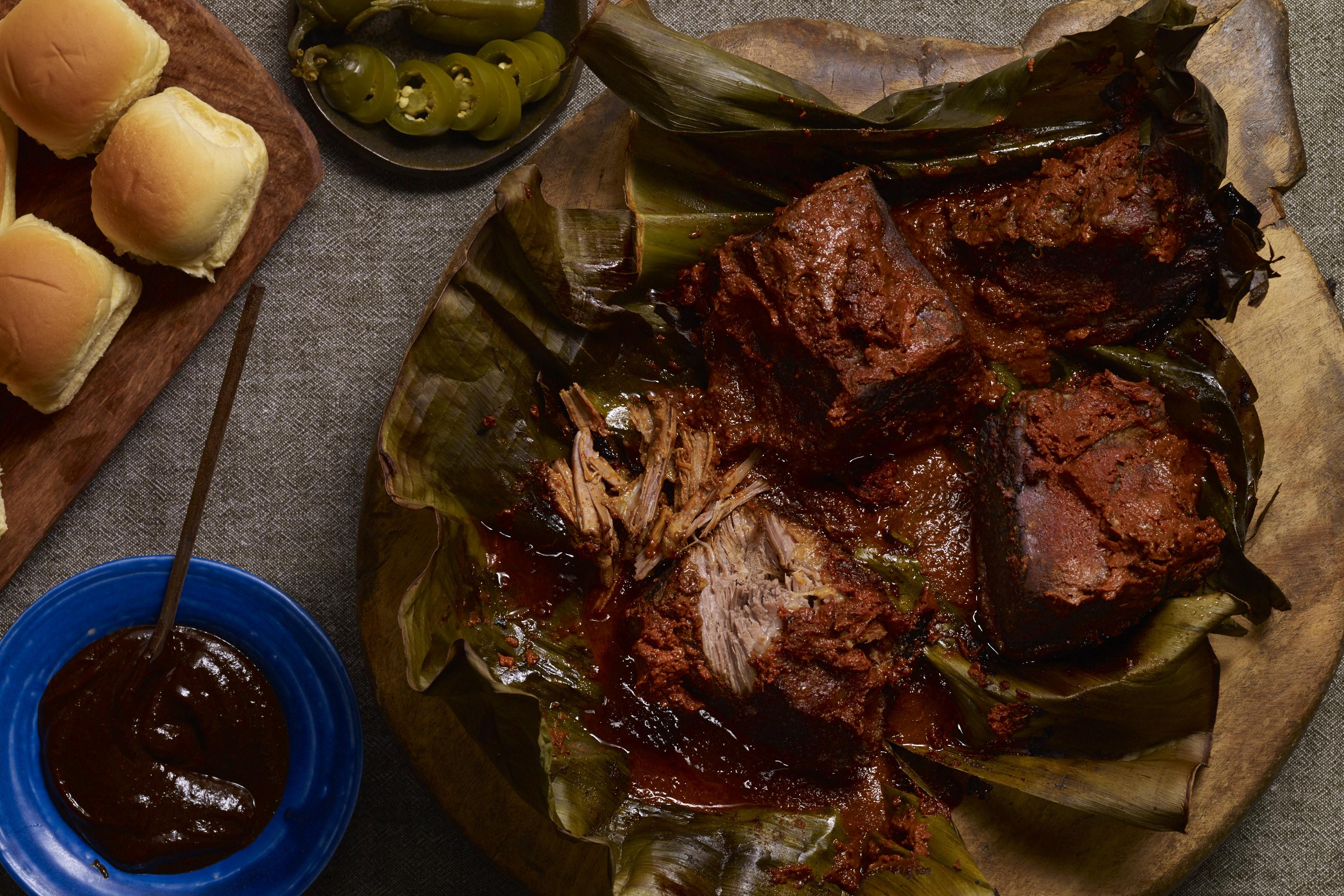 beef barbacoa sliders