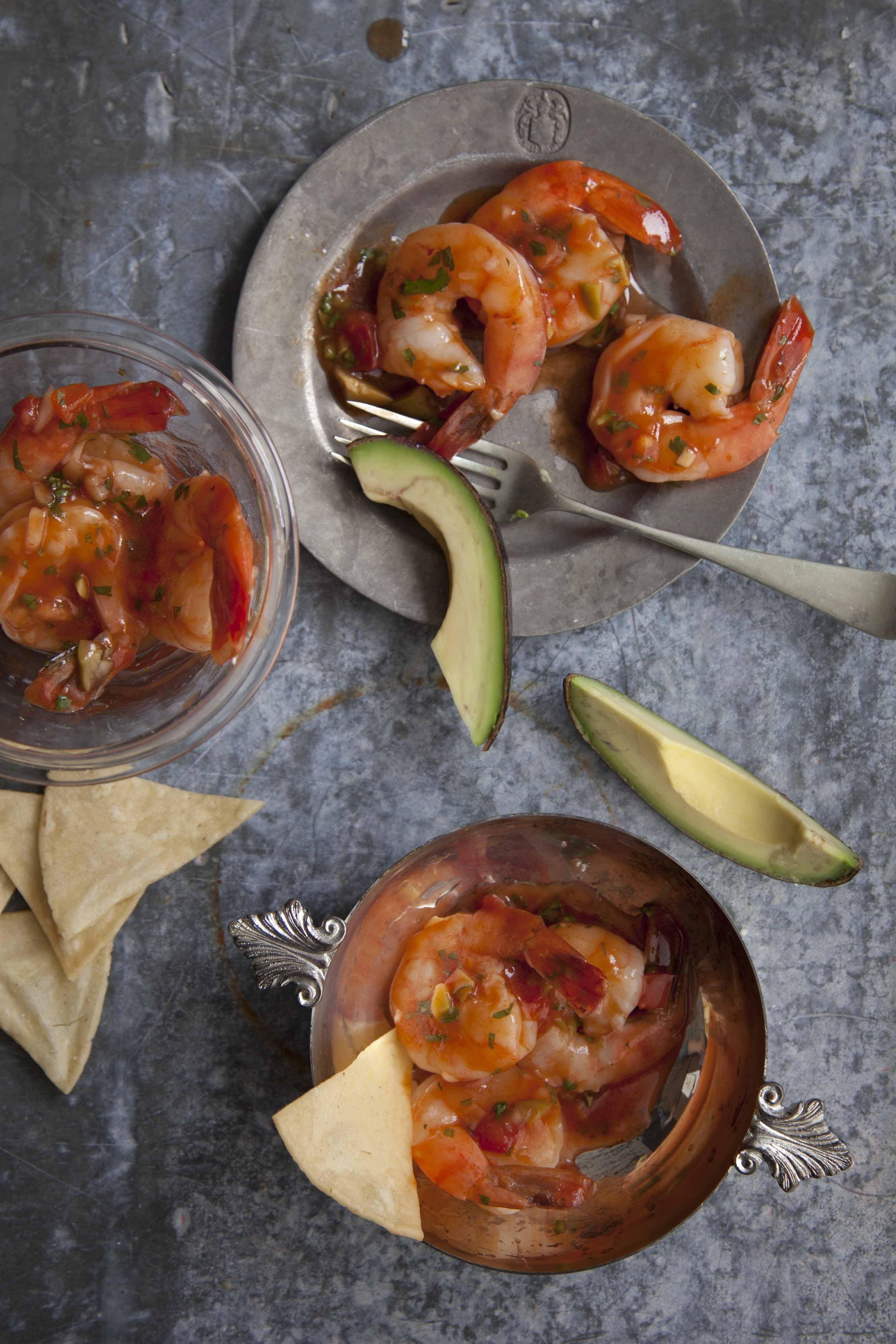 shrimp cocktail pacifico