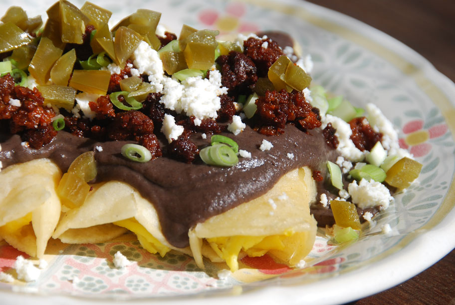 big brunch enchiladas