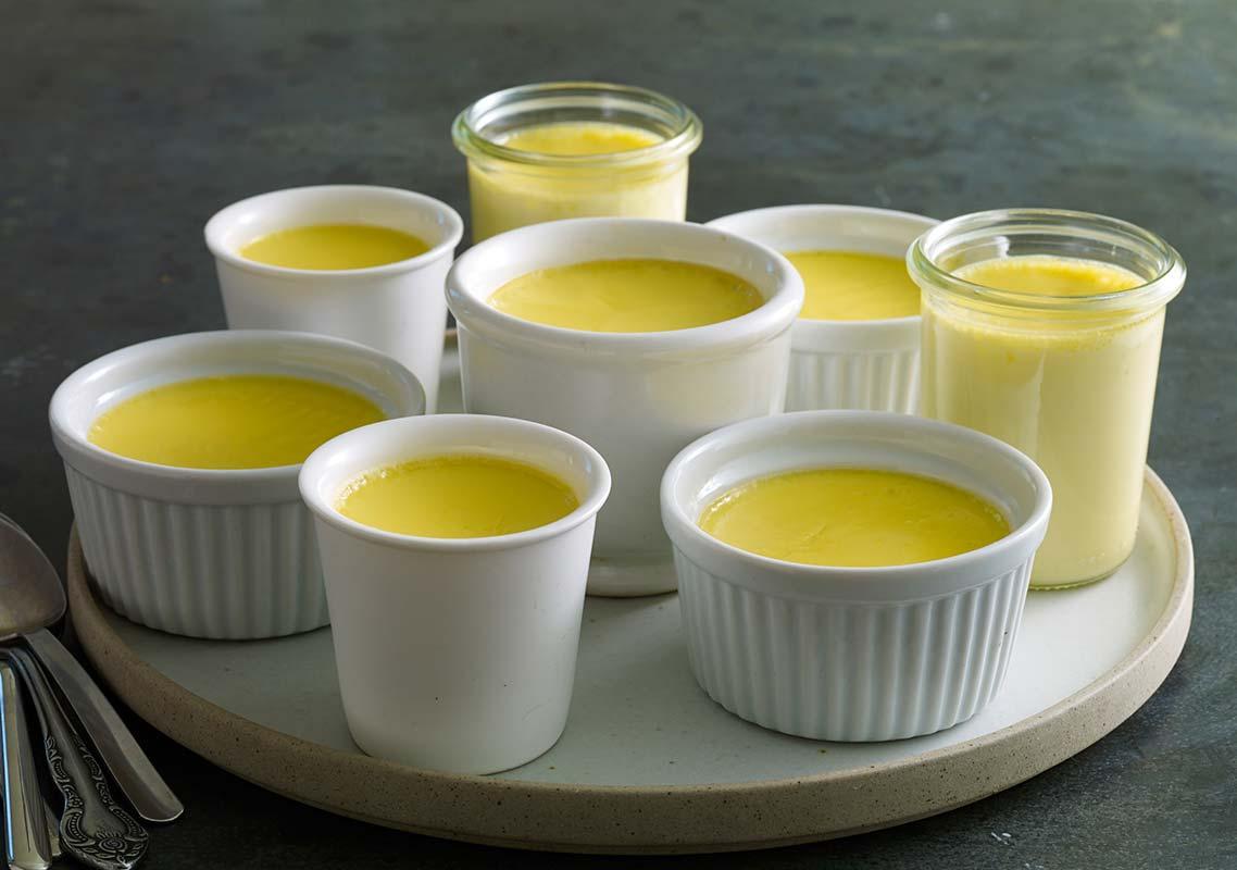 jericalla or vanilla custard