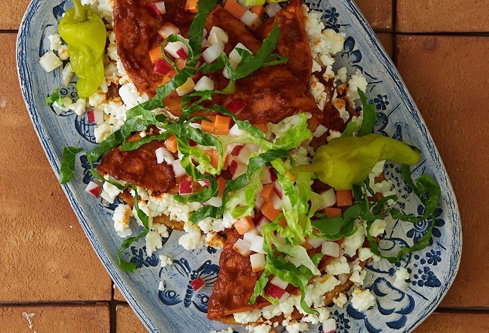 enchiladas mineras or miner style enchiladas pati jinich