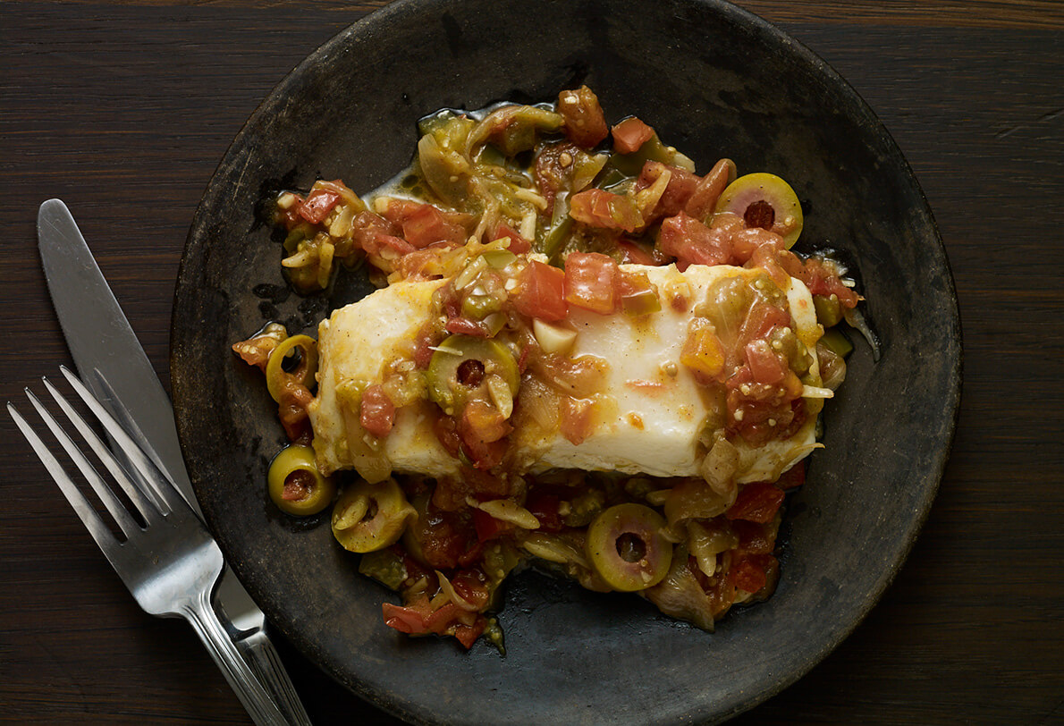 Pati Jinich pescado agridulce or sweet and sour Mexican style fish