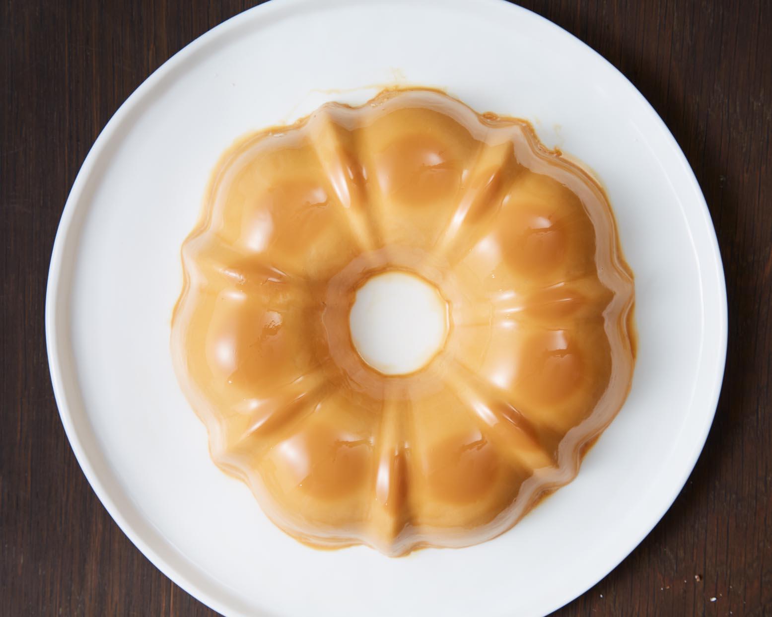 Dulce de Leche Caramel Mousse
