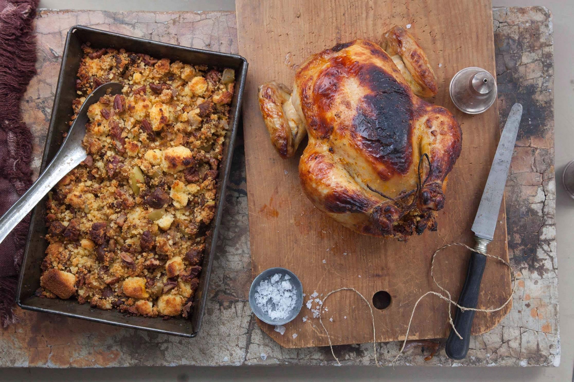 Achiote Adobo Thanksgiving Turkey