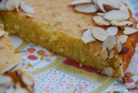 Flourless Almond and Porto Cake
