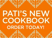 Pati's Cookbook, Order Today!