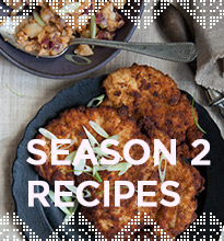 Season 2 Recipes
