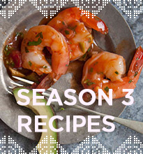 Season 3 Recipes