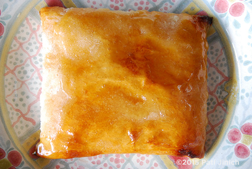 Campechana or Crisp Caramelized Puff