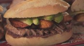 Crazy Chicken and Plantain Torta