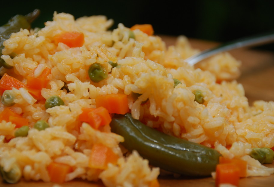 Unforgettable Rice from El Chepe