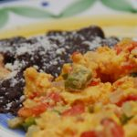 Mexican Style Eggs