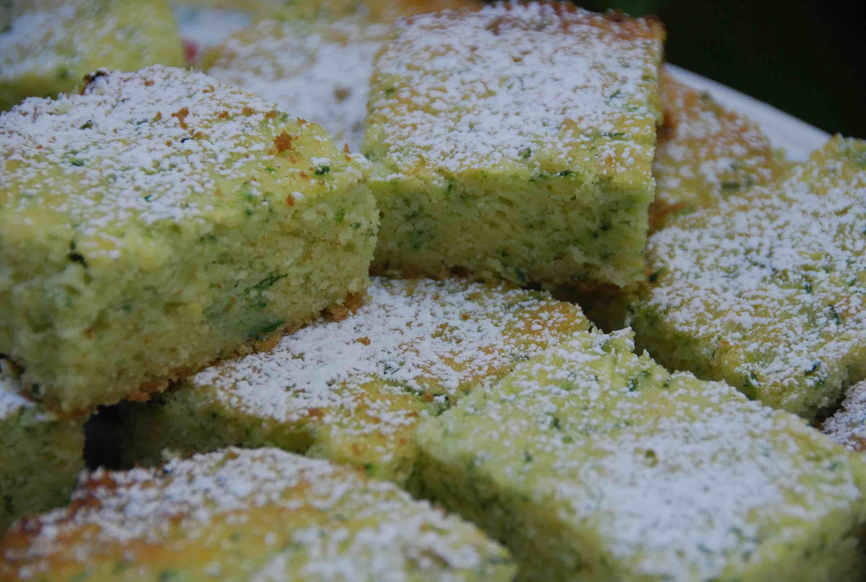 Zucchini Torte main