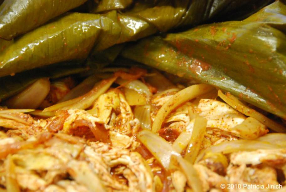 Chicken Pibil main