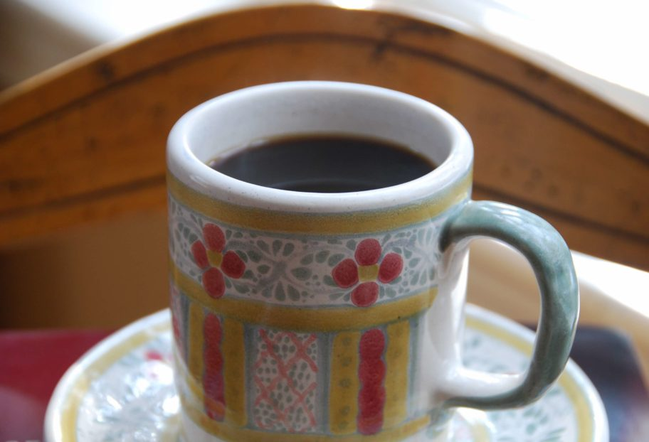 Comfort me with Café de Olla (or Coffee from the Pot)