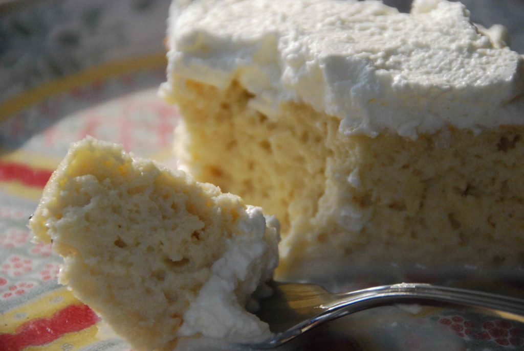 Tres Leches Cake 13