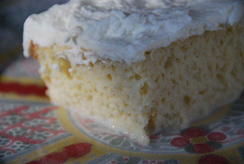 Tres Leches Cake main