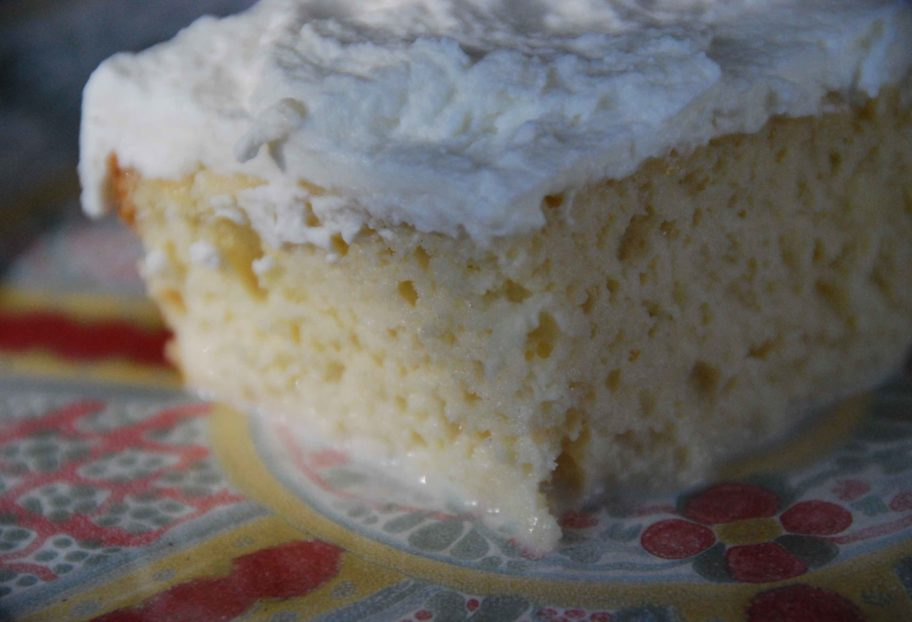 Tres Leches Cake main