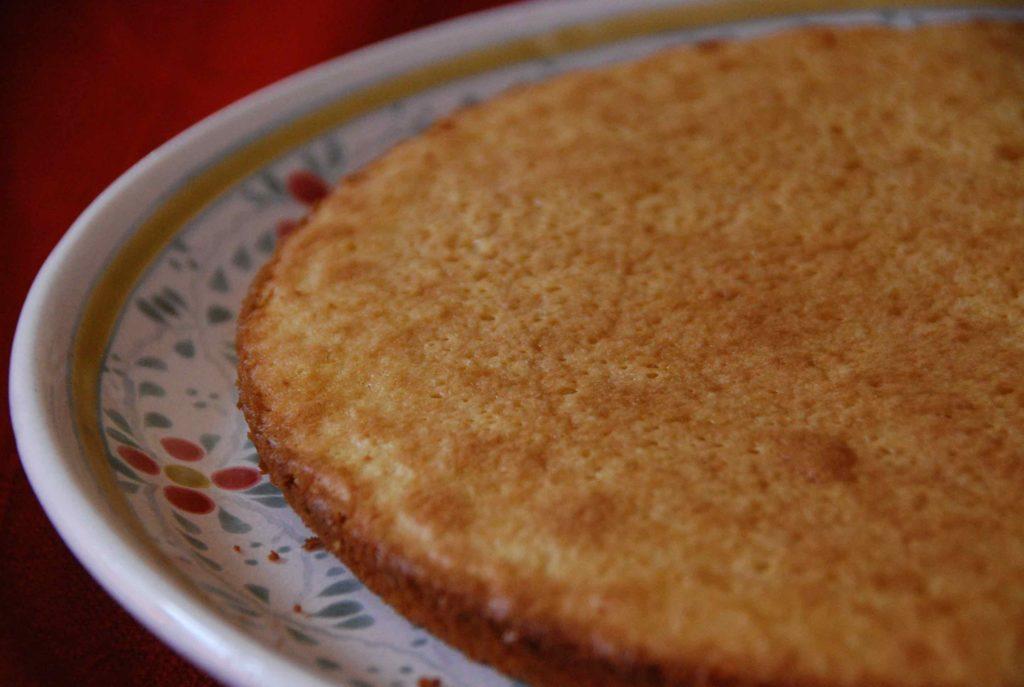 Flourless Almond and Porto Cake 6