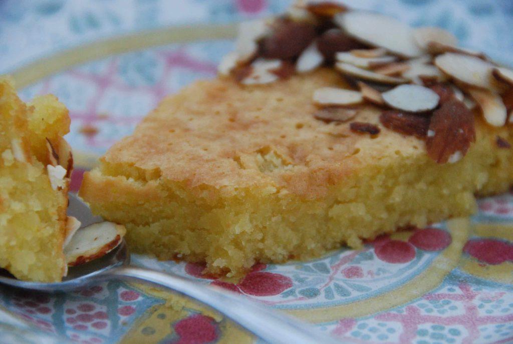 Flourless Almond and Porto Cake 8