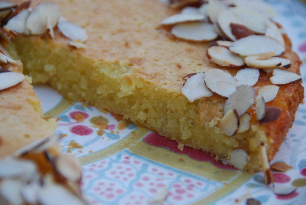 Flourless Almond and Porto Cake main