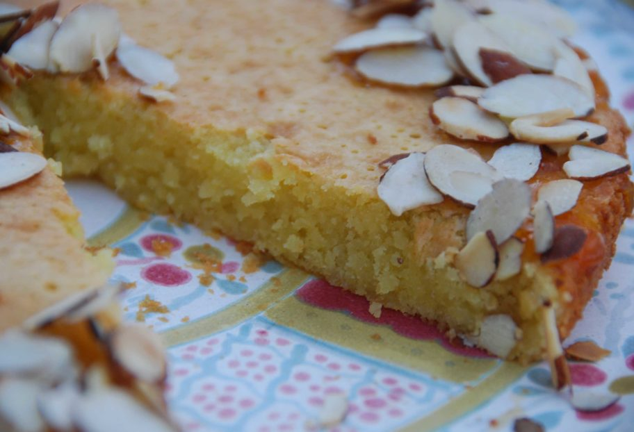 Flourless Almond and Porto Cake main