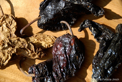dried chiles