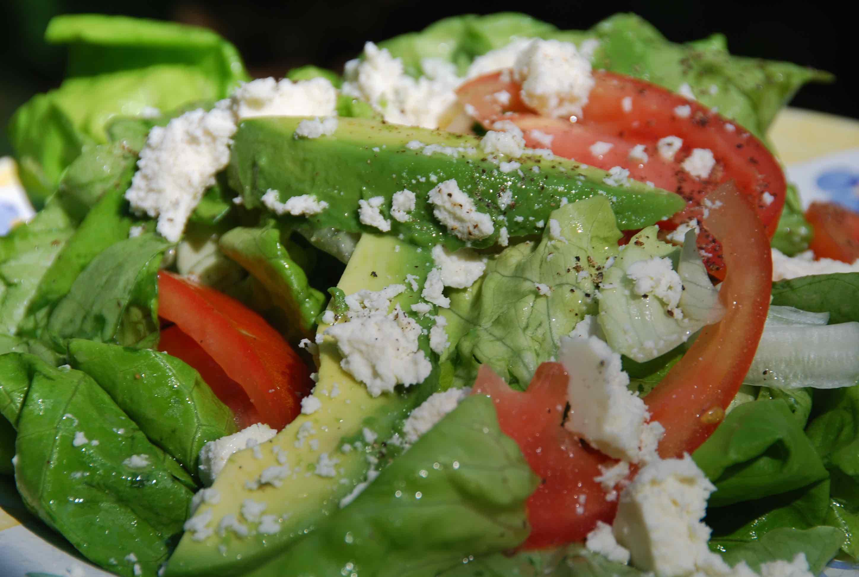 Tri-Color Salad main
