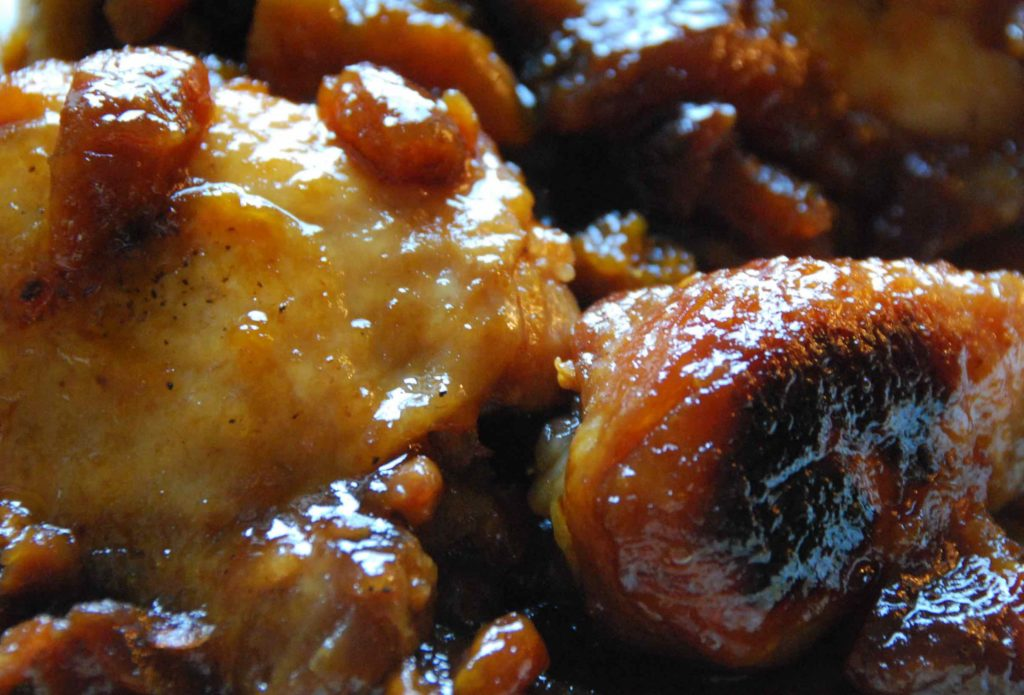 Chicken with Tamarind 11