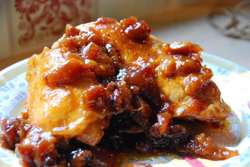 Chicken with Tamarind 12