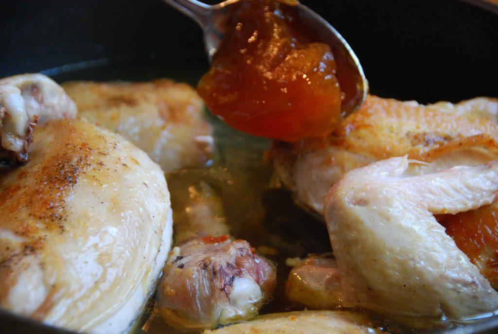 Chicken with Tamarind 8