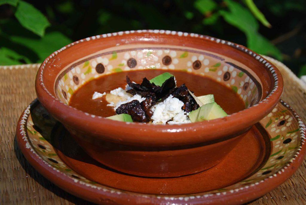 Tarascan Soup 8