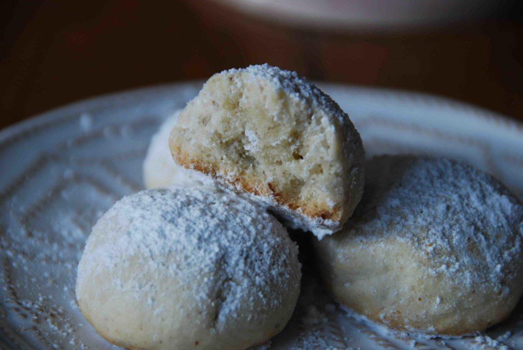 Mexican Wedding Cookies 14
