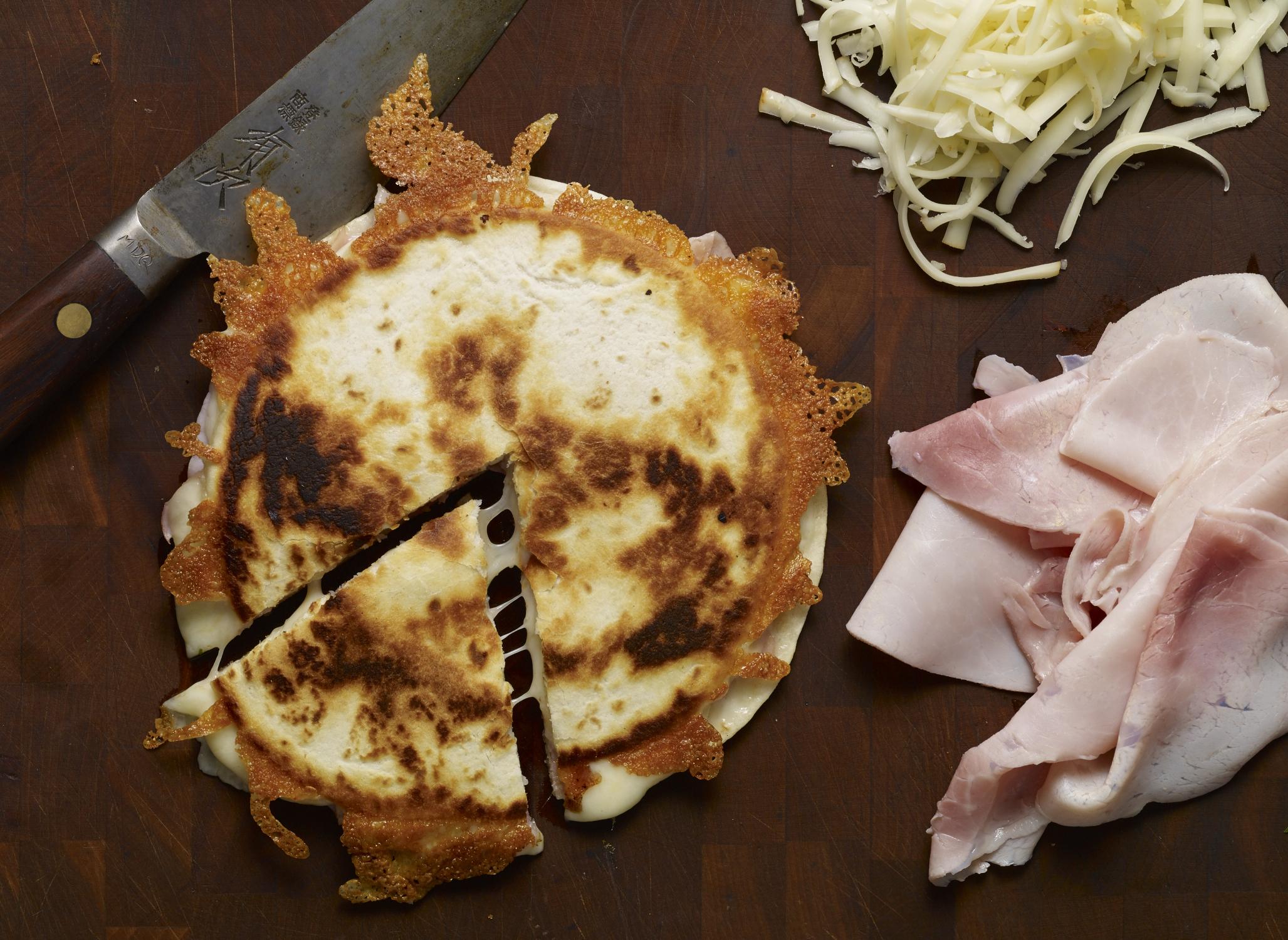 Ham and Cheese Sinconizada