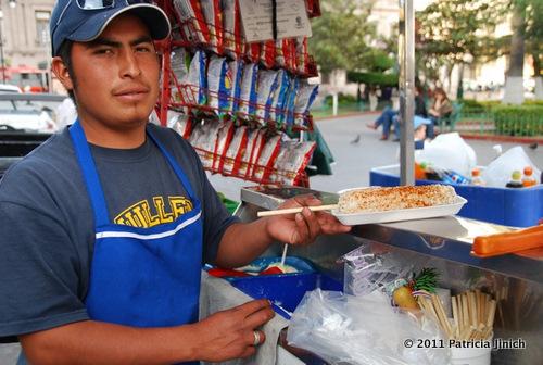 elotes vendor