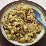 chunky chipotle mashed potatoes