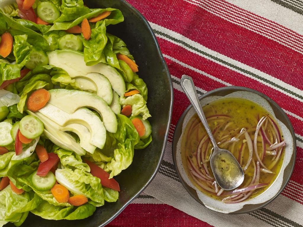 Everyday Green Salad