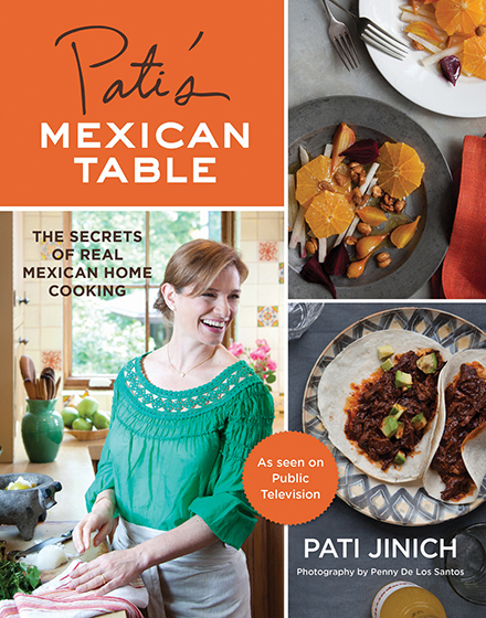 Pati's Mexican Table libro