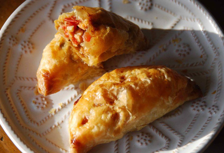 Tuna Minilla Empanadas main